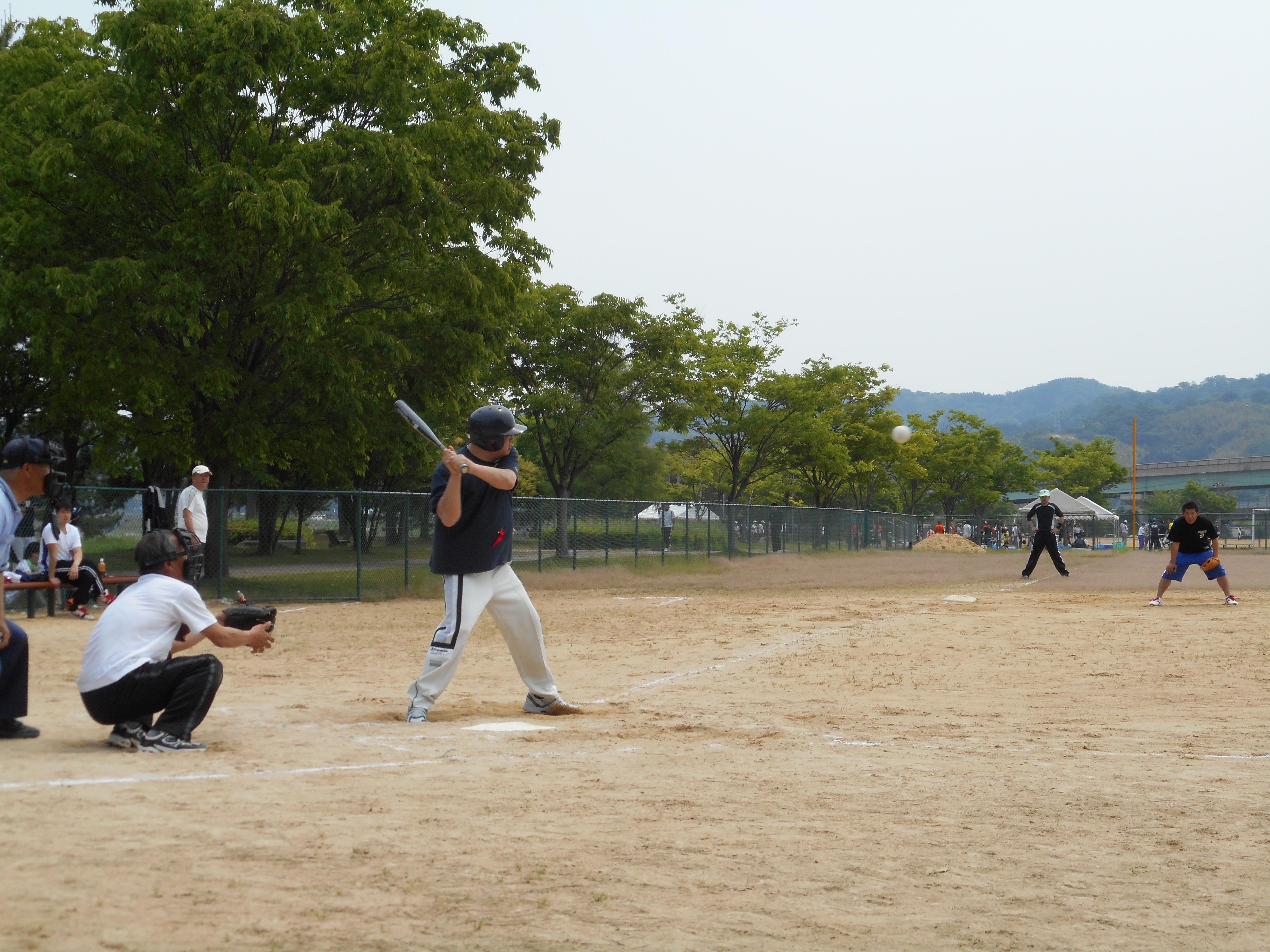 ソフトボール5