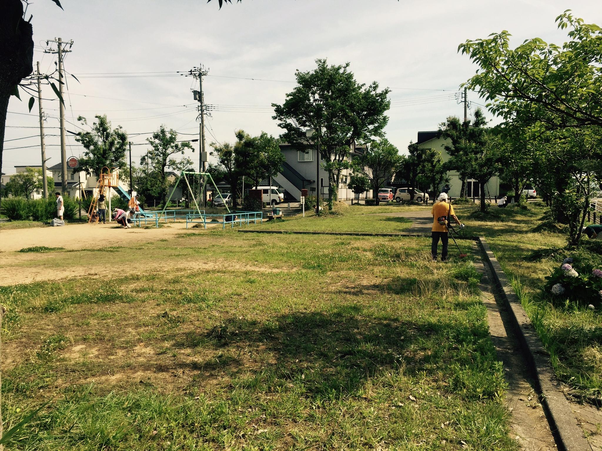神谷内公園