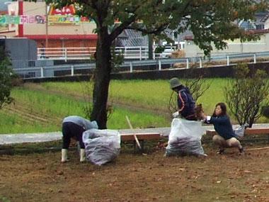 清掃作業4