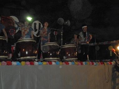 千坂町会夏祭り5