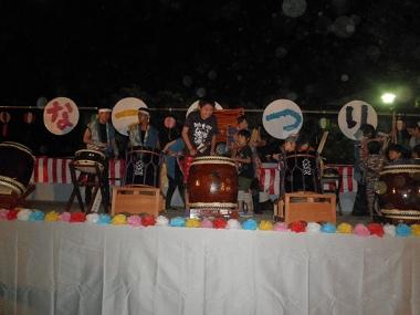 千坂町会夏祭り6